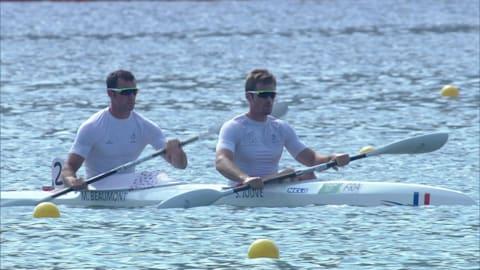 Rio 2016 Men's Kayak Double – 200m - Final A