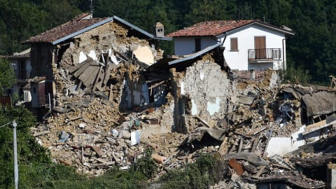 Rieti meeting cancelled due to earthquake aftermath