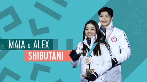 The Shibutanis: Our PyeongChang Highlights