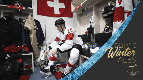 Ice Hockey: Team Switzerland Men