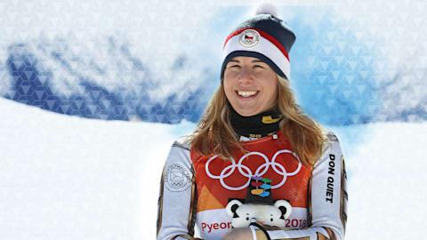 Ester Ledecka: The Olympic snowboarder who stunned the ski world