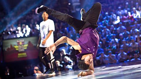 Semifinali e Finali Breakdance Donne e Uomini   World Urban Games - Budapest