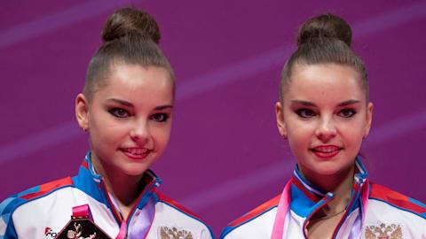 Averina twins ready for Rhythmic Gymnastics World Championships