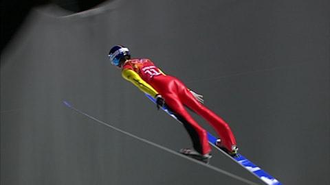 O melhor Salto de Esqui Longo por Equipe | Sochi 2014