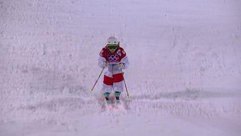 Best Of Ladies' Moguls Freestyle Skiing | Sochi 2014