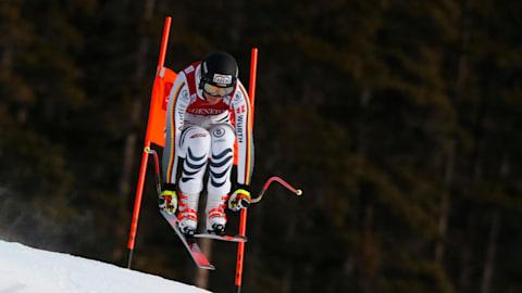 Women's Downhill   FIS World Cup - Val Gardena