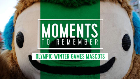 5 Loveable Mascots of The Olympic Winter Games