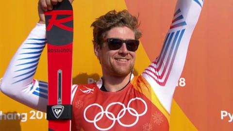 Slalom Géant (H), 2ème Course - Ski Alpin | Replay de PyeongChang