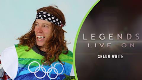 Shaun White, dos Estados Unidos (versão longa)