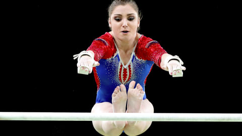 Aliya Mustafina: My Rio Highlights
