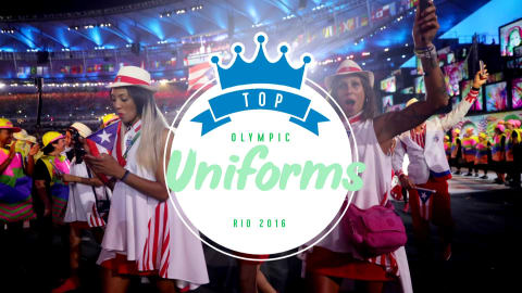 Top 10 uniforms