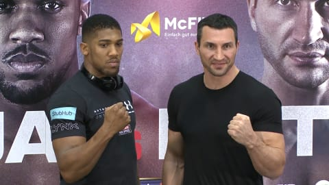 Joshua eyes legendary status