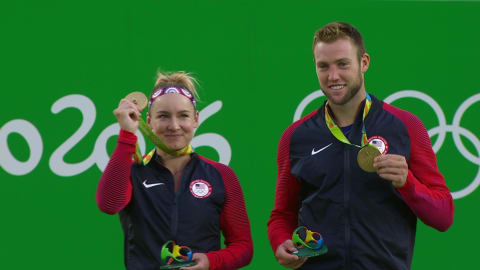 Mattek-Sands/Sock v Williams/Ram , Tennis: Mixed Gold | Rio 2016 Replays