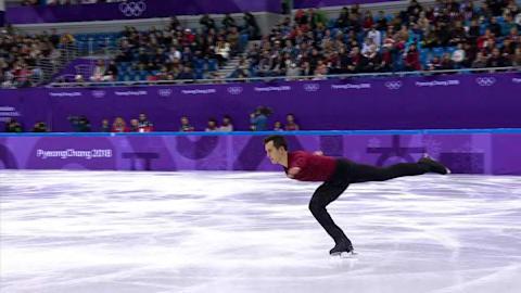 تزلج حر فرق رجال - تزلج فني على الجليد| بيونج تشانج