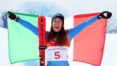 Sofia Goggia: The downhill specialist who lives on the edge