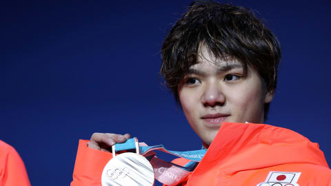 Silver medallist Shoma Uno looking to shine at NHK Trophy