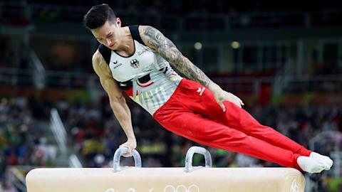 Marcel Nguyen: My Rio Highlights