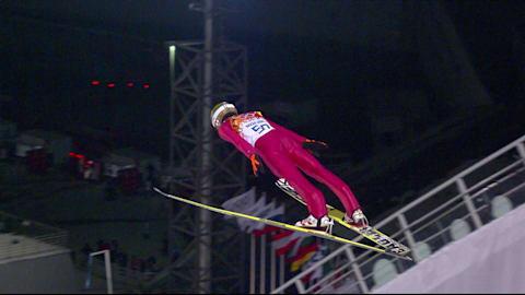 Slovenian Medalists - Peter Prevc - Ski Jumping - Normal Hill - Sochi 2014