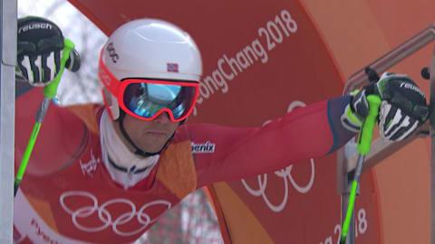 NOR vs FRA (Bronze) Team Event - Ski Alpin | PyeongChang Wiederholung