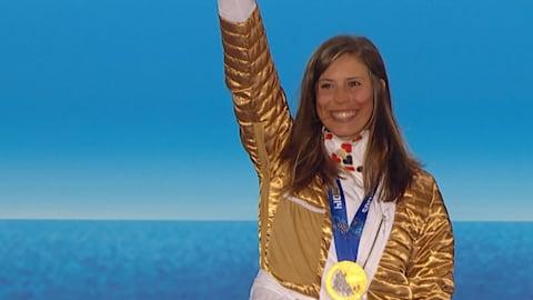 الزي الأولمبي الرسمي للتشيك مستوحى من بطلة سوتشي