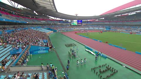 5º Dia - Finais - Manhã - Atletismo Integrado | JOJ Nanquim 2014