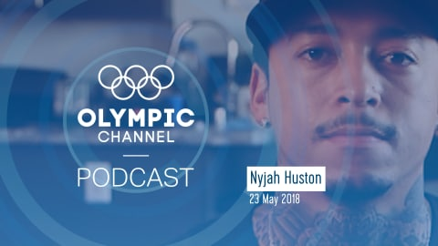 Nyjah Huston - Olympic skateboarding and 'Til Death
