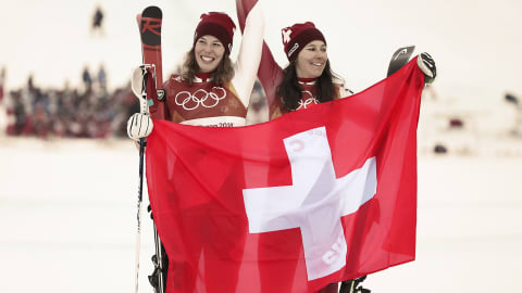 Switzerland - Golden Highlights at PyeongChang 2018