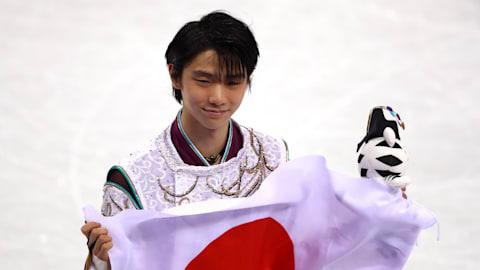 Yuzuru Hanyu set for top Japanese Honour