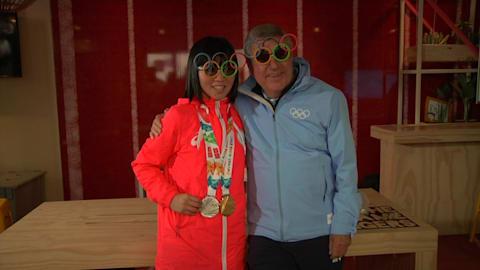 """IOC主席托马斯·巴赫谈2018年布宜诺斯艾利斯青奥会:""""我很兴奋!"""""""
