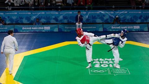Halbfinals und Finals - Tag 4 - Taekwondo | Buenos Aires 2018 OJS