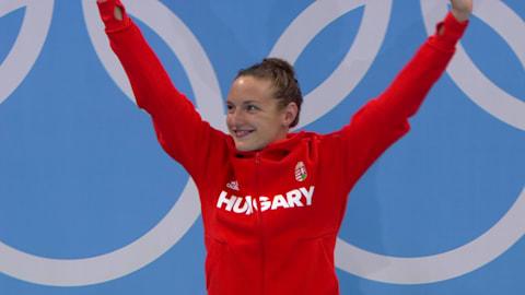리우 리플레이: 여자 수영 400m 개인혼영 결승