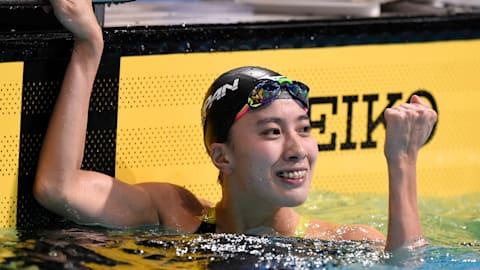 大橋悠依:無名の大学生が日本代表へ。水泳界に現れた遅咲きの逸材