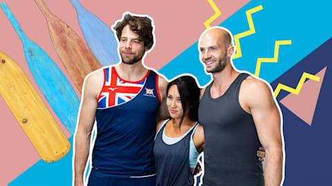Le double champion olympique d'aviron partage ses secrets d'entraînement