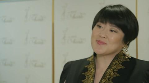 Song Yu vuole più del bronzo a Tokyo