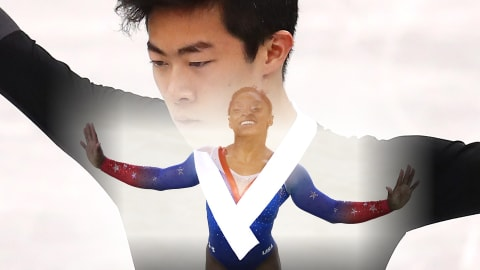 Guess who inspired Nathan Chen's remarkable comeback...