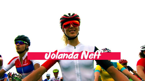 Quickfire with... Jolanda Neff