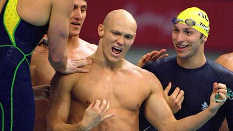 Thorpe explica cómo Australia venció a USA para ganar el oro en Sídney 2000