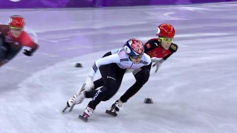 Jour 4 - Patinage de Vitesse Short Track | Replay de PyeongChang