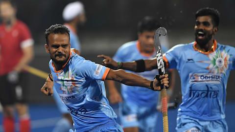 L'Inde assure sa place en quarts de finale de la Coupe du Monde