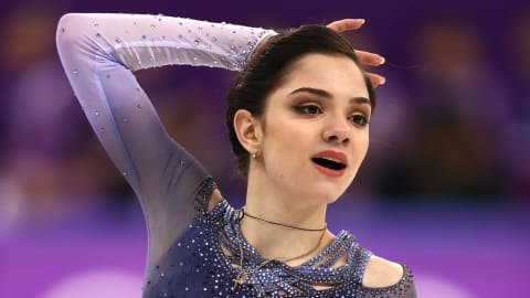 Evgenia Medvedeva ready for the next chapter