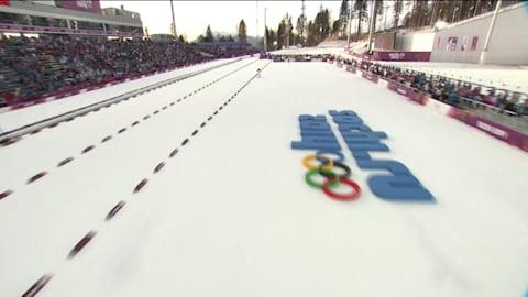 Biathlon - Hommes 20km individuel | Replay de Sotchi 2014