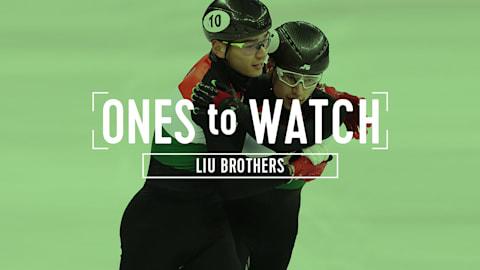 Les frères hongrois Liu: Les nouveaux princes charmants de la glace