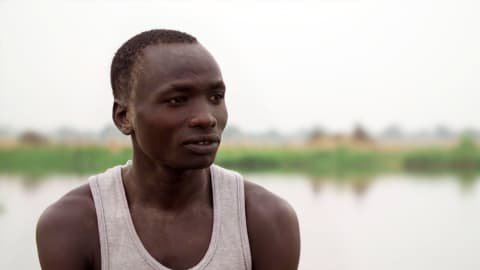 How a South Sudanese runner trains in the middle of a civil war