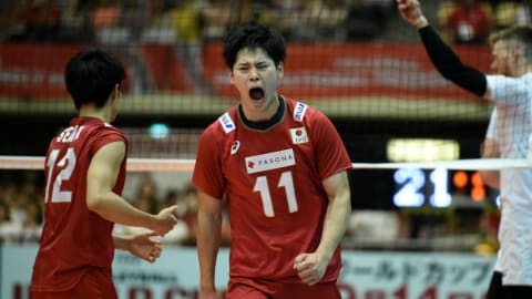 男子バレーボールに19歳のニューヒーローが誕生。西田有志は物怖じ知らずのサウスポー