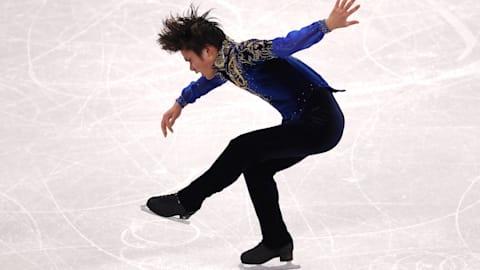 フィギュア四大陸選手権、宇野昌磨がフリープログラムで世界最高得点…逆転で初優勝