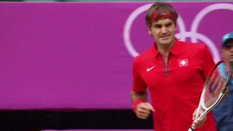 Roger Federer at age 19