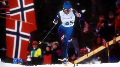 Manuela Di Centa - L'esprit d'une Skieuse de Fond