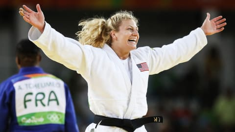 Kayla Harrison: My Rio Highlights