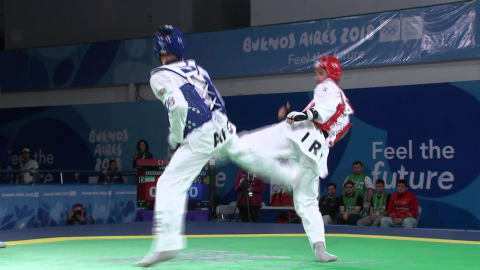 Day 5 - Taekwondo | YOG 2018 Highlights