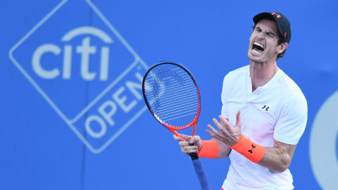 Andy Murray 'exhausted' ahead of U.S. Open